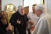 Santa Misa de Benedicto XVI en La Habana