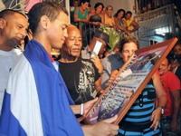Robeisy Ramírez en Cienfuegos