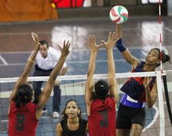 Cienfuegos: El As del voleibol (F) en Cuba