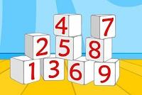 Programa infantil Sombrero azul: Los Números