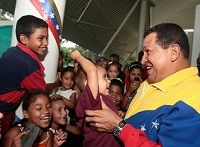 Programa infantil Sombrero Azul dedicado a Hugo Chávez