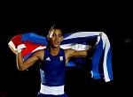 Cienfueguero Robeisy Ramírez, mejor boxeador de América en 2012