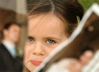 El divorcio con los hijos