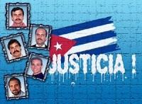Solidaridad en Cienfuegos con los Cinco