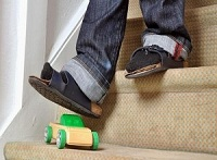 A ti vecina: Accidentes en el hogar