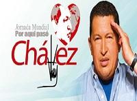 Por aquí pasó Chávez