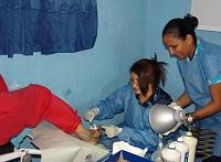 Reduce Cuba riesgos de amputación a pacientes de pie diabético